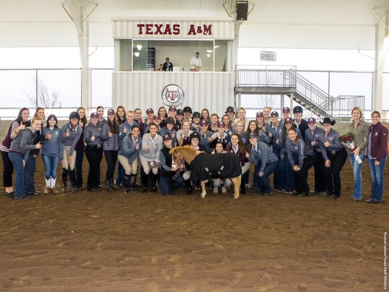 Texas A&M Equestrian Team